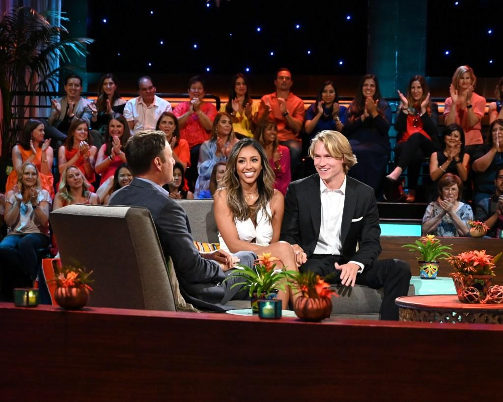 John Paul Jones and Tayshia Adams Break Up 2 Months After Bachelor in Paradise