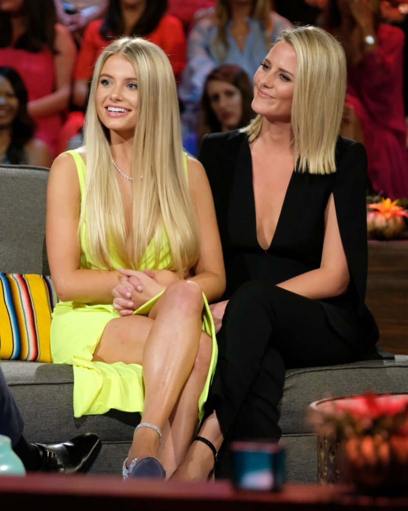 Kristian Haggerty's Sister Calls Demi Burnett Desperate Amid Breakup Rumors