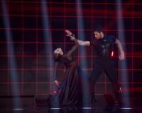 Bachelorette HANNAH BROWN, ALAN BERSTEN Dancing With the Stars