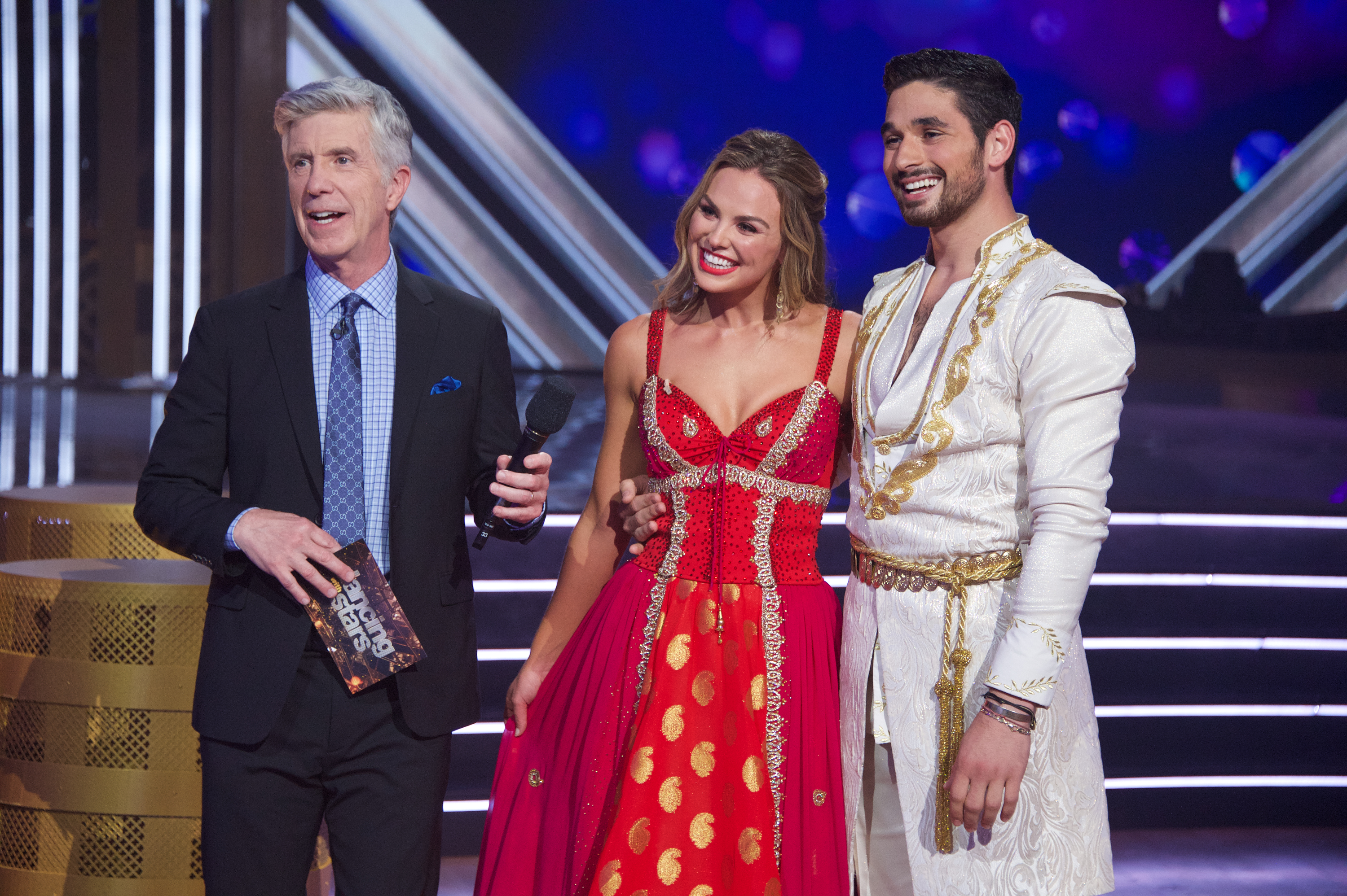 Hannah Brown Says 'DWTS' Partner Alan Bersten Gives Great Advice on How to Deal With Injuries