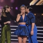 Sailor Brinkley and Val Eliminated on DWTS