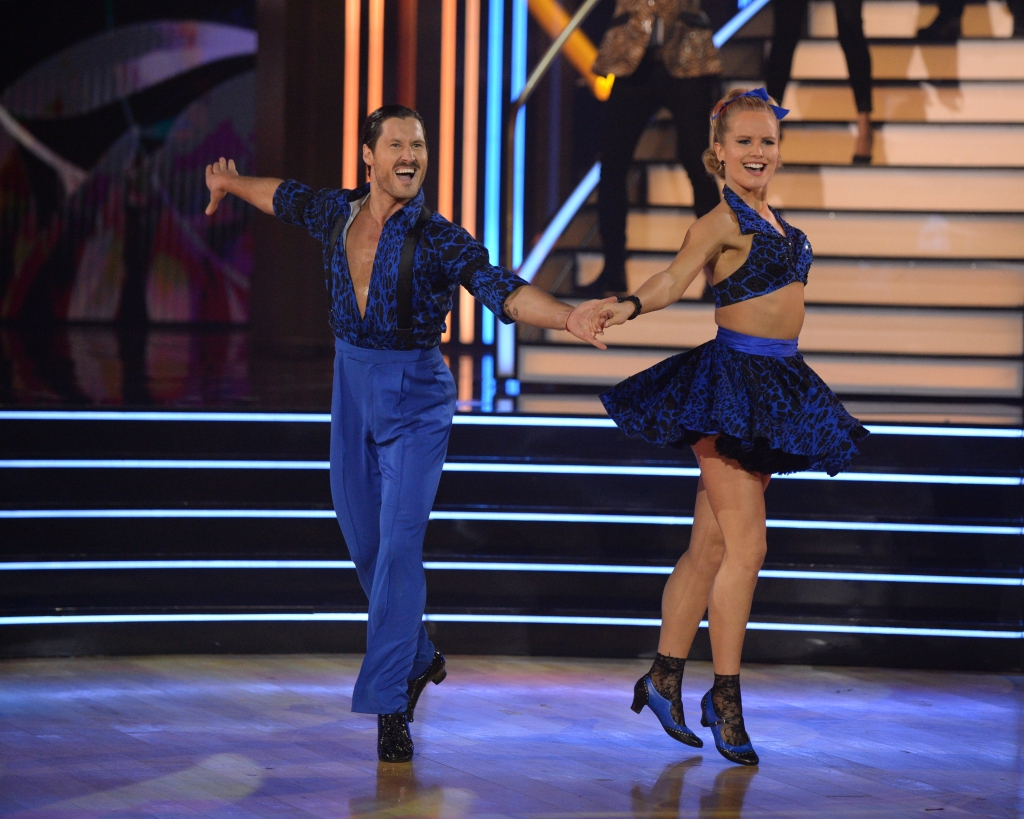 Sailor Brinkley and Val Eliminated on DWTS After Jive to Wham