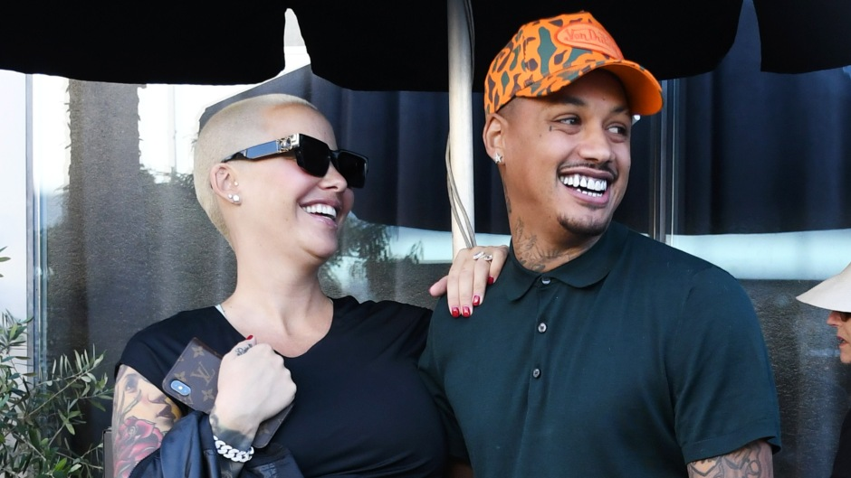 Amber Rose Gives Birth to Baby Boy — Find Out His Name