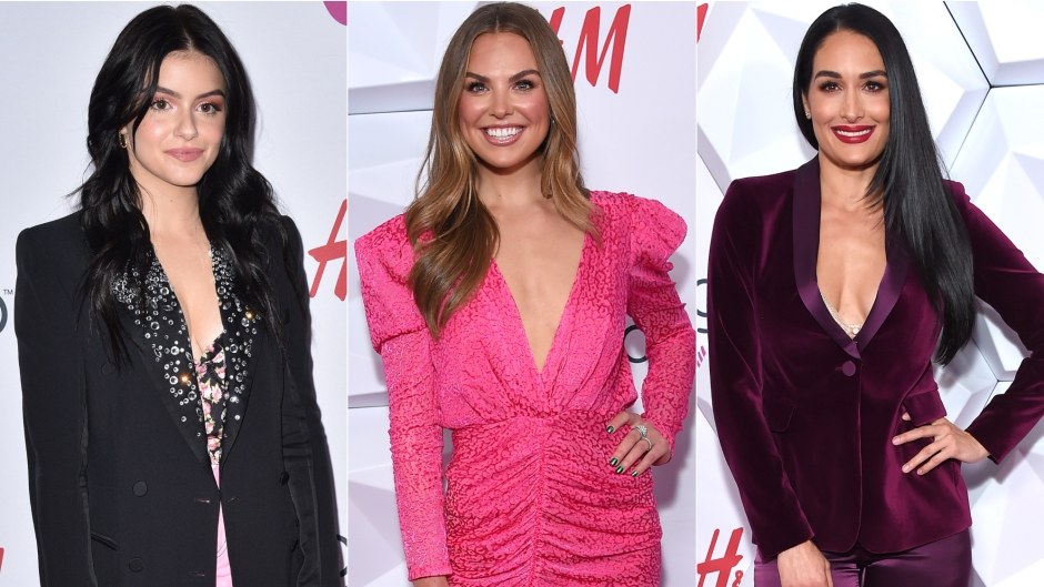 2nd Annual Girl Up #Girlhero Awards Red Carpet, Ariel Winter, Hannah Brown, Nikki Bella