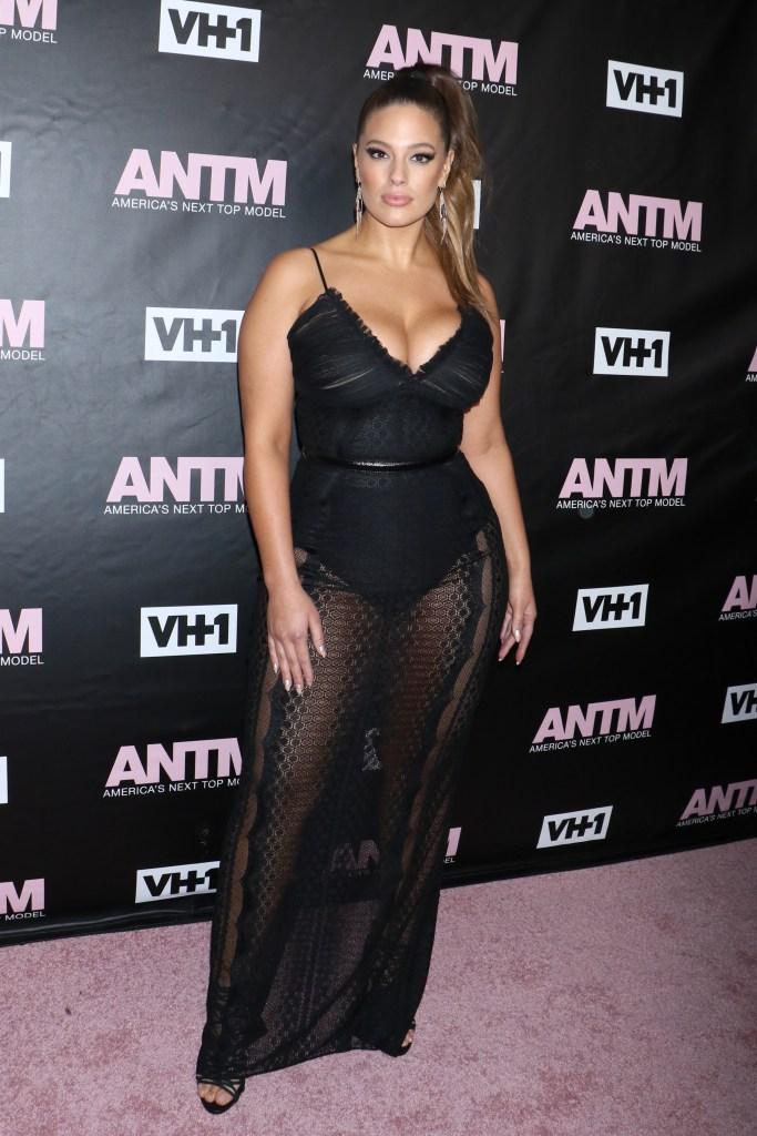 Ashley Graham Attends an America's Next Top Model Event, Ashley Graham Net Worth