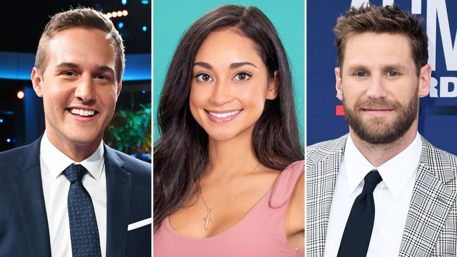 Bachelor Contestant Will Cross Paths Ex Chase Rice Date Peter Weber