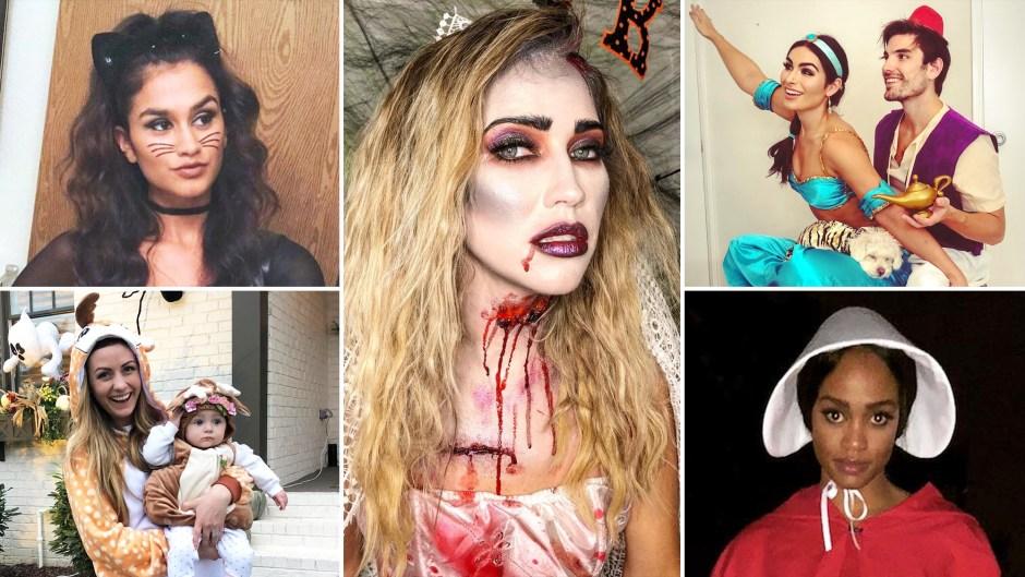 Bachelor Nation Halloween Promo