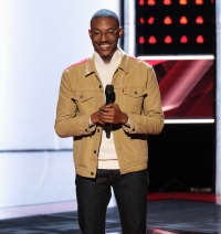 Calvin Lockett Gwen Stefani Team The Voice