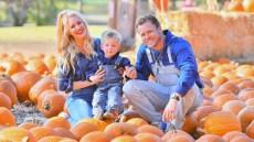 Celebrities Doing Fall Things — Heidi and Spencer Pratt Go Pumpkin Picking
