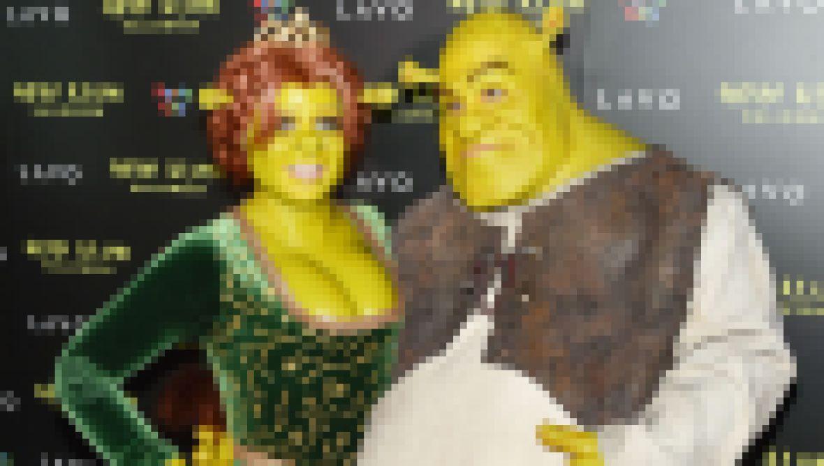 Celebrity Couples and Their Halloween Costumes, Heidi Klum and Tom Kaulitz