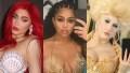 Celebrity Halloween Costumes 2019, Kylie Jenner, Jordyn Woods, Demi Lovato