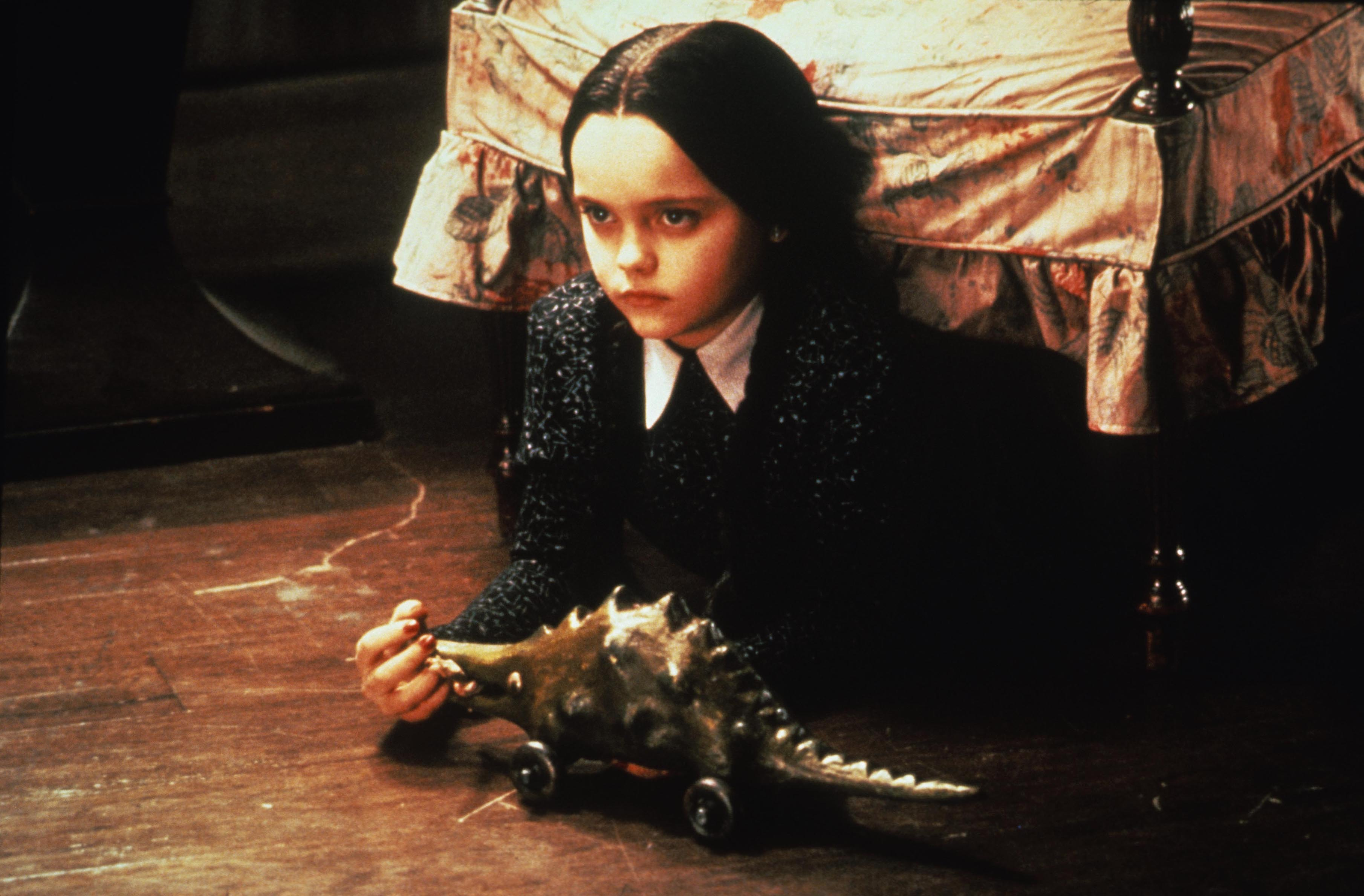 Can You Believe It's Been 28 Years Since Christina Ricci Played Wednesday Addams?! See the Actress Now