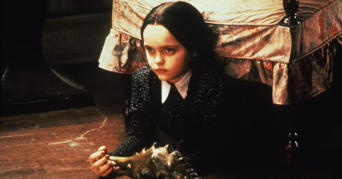 Wednesday Addams From The Addams Family See Christina