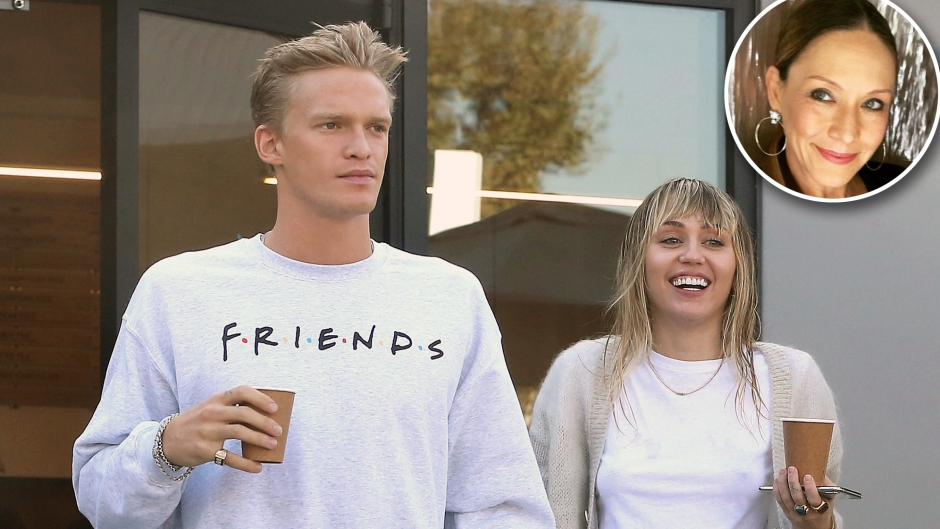 Cody Simpson Mom nAll For His Relationship Miley Cyrus Walking Angie Simpson Salfie