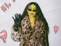 Desi Perkins Halloween Makeup Influencers