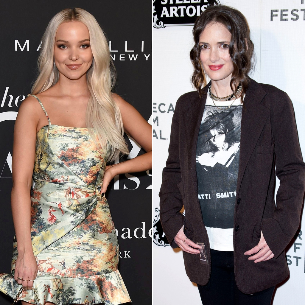 Dove Cameron Gushes About Her Style Icon Winona Ryder