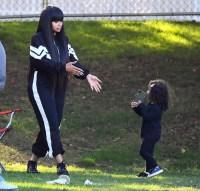 Dream Kardashian Blac Chyna Cheer King Cairo During Soccer Game
