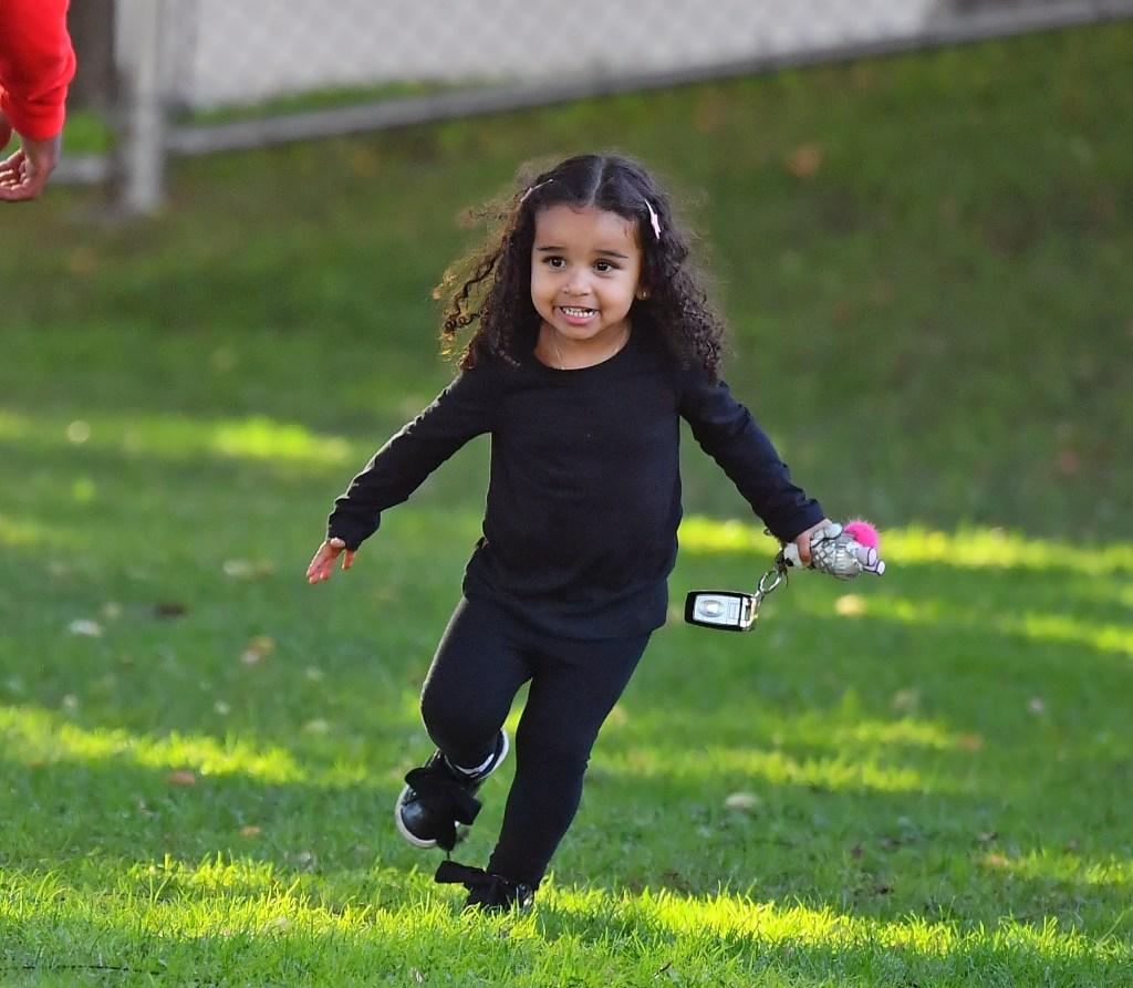 Rob Kardashian Loses Weight Running After Dream Kardashian