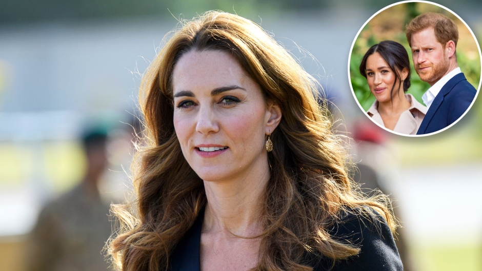 Duchess Kate Keeping Herself Out Meghan Harry Drama