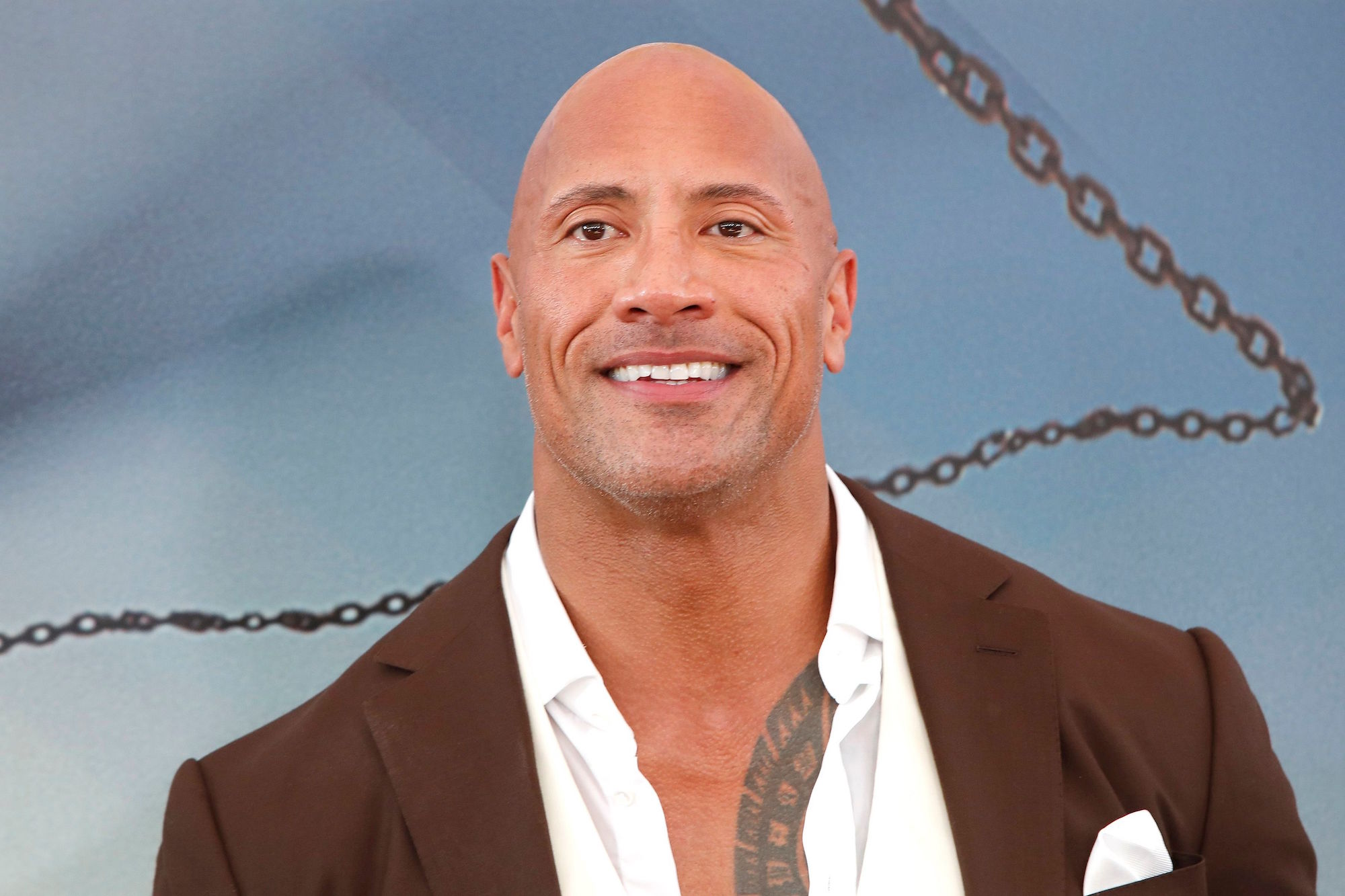 Dwayne The Rock Johnson Reveals What He Keeps In His Gym Bag