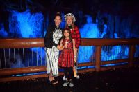 Farrah Abraham Goes to Disneyland With Her Daughter and Mom