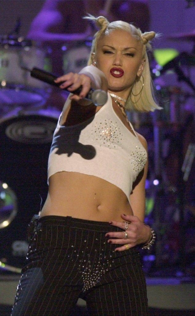 Gwen Stefani 2000, No Doubt Performance