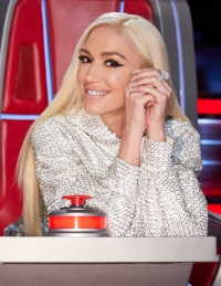 Gwen Stefani Outfits The Voice