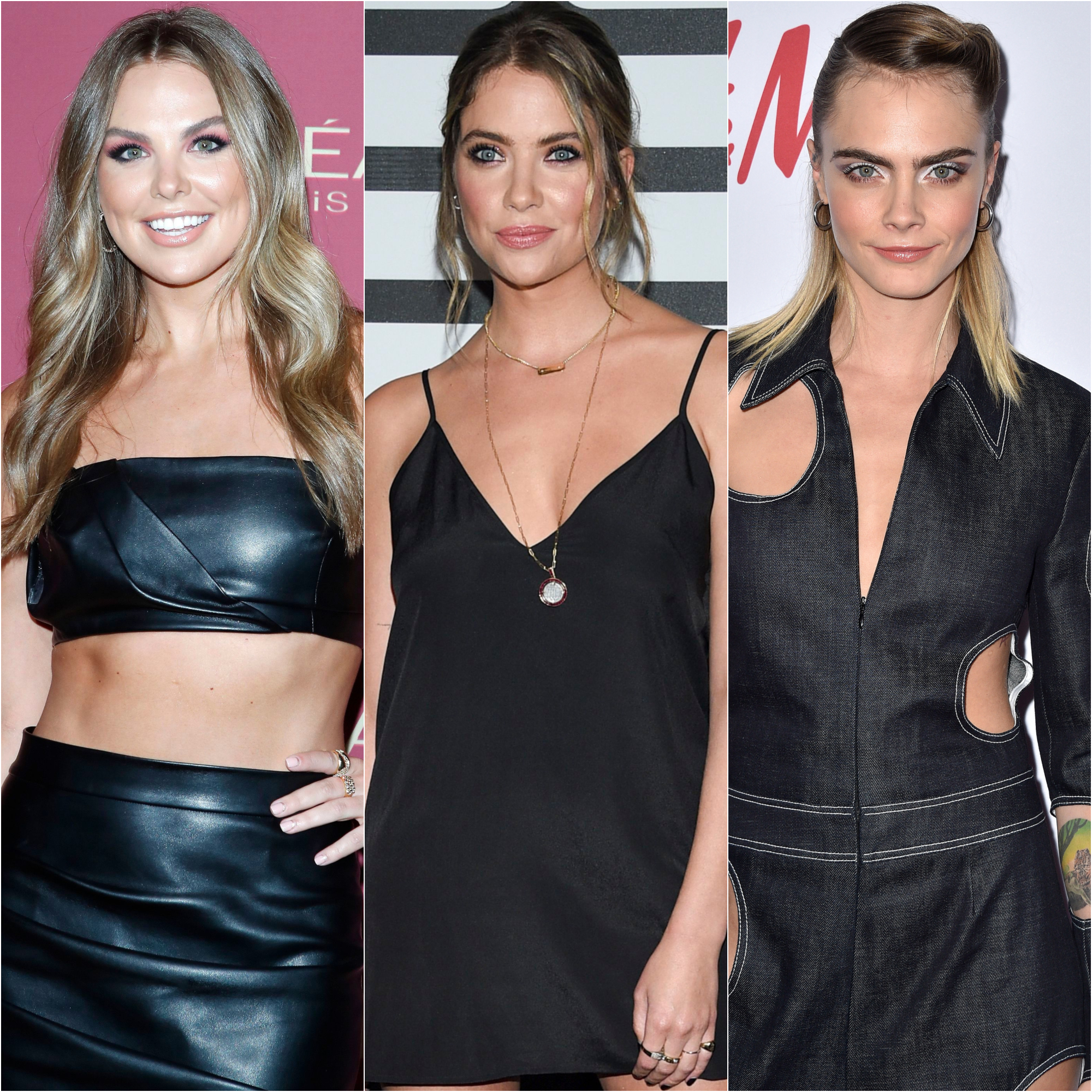 Hannah Brown Gushes Over 'Refreshing' Friendship With Ashley Benson and Cara Delevingne