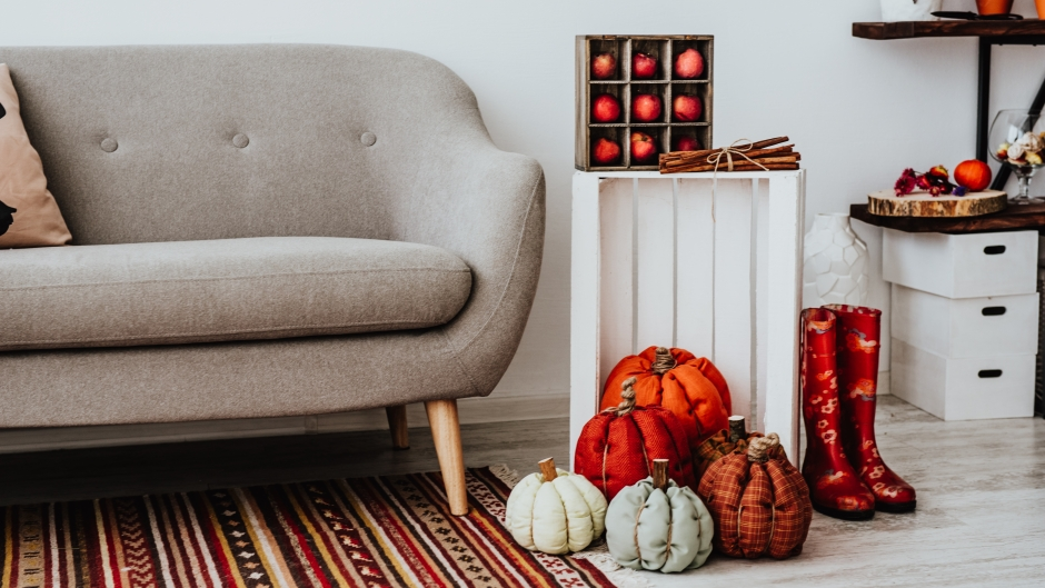 Indoor Fall Decor Easy, Inexpensive Ways Decorate Your Home for Fall