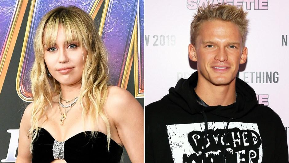 Inside Miley Cyrus Cody Simpson Friendship