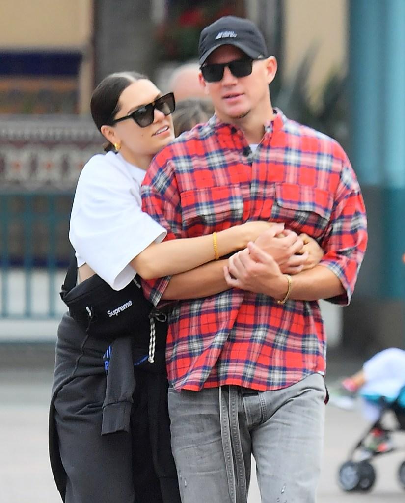 Jenna Dewan Felt Blindsided Channing Rebound Jessie J