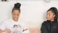 Jordyn Woods Jokes She's Expecting in YouTube Video