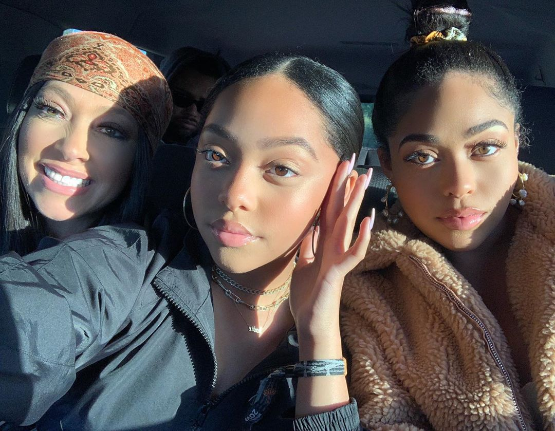 Holy Twinning! Check Out All the Times Jordyn Woods and Her Lil Sis Jodie Looked Nearly Identical