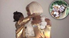 Kardashian Kids' Past Halloween Costumes