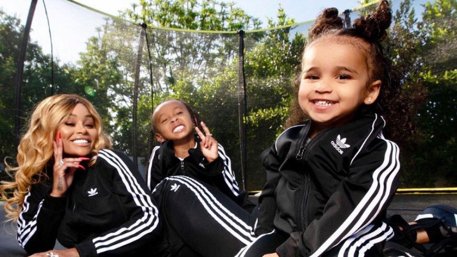 King Cairo and Dream Kardashian Are Sibling Goals Blac Chyna Instagram