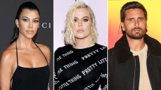 Kourtney Kardashian Sometimes Feels Excluded When Khloe Scott Hang Out