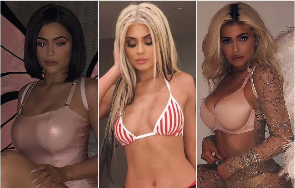 Kylie Jenner's Halloween costumes over the years
