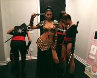 Kylie Jenner Halloween costume