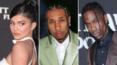 Kylie Jenner Visits Tyga Amid Travis Scott Break