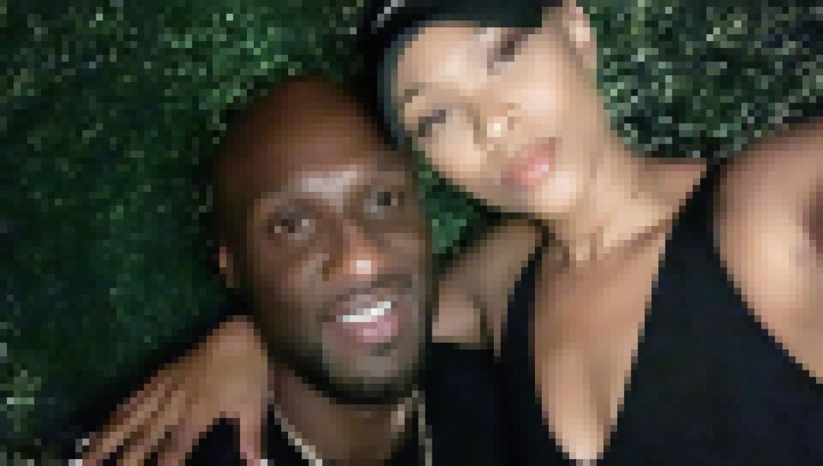 Lamar Odom Engaged to Sabrina Parr