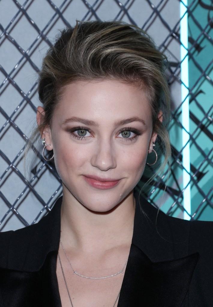 Lili Reinhart's Eye Makeup Look Inspired by Euphoria