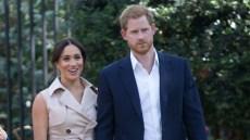 Prince Harry and Meghan Markle on Royal Tour