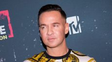 Mike 'the Situation' Sorrentino at the Jersey Shore Family Vacation Premiere