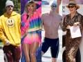 Pop Culture Inspired Halloween Costumes, Justin Bieber, Taylor Swift, Cody Simpson, Kris Jenner