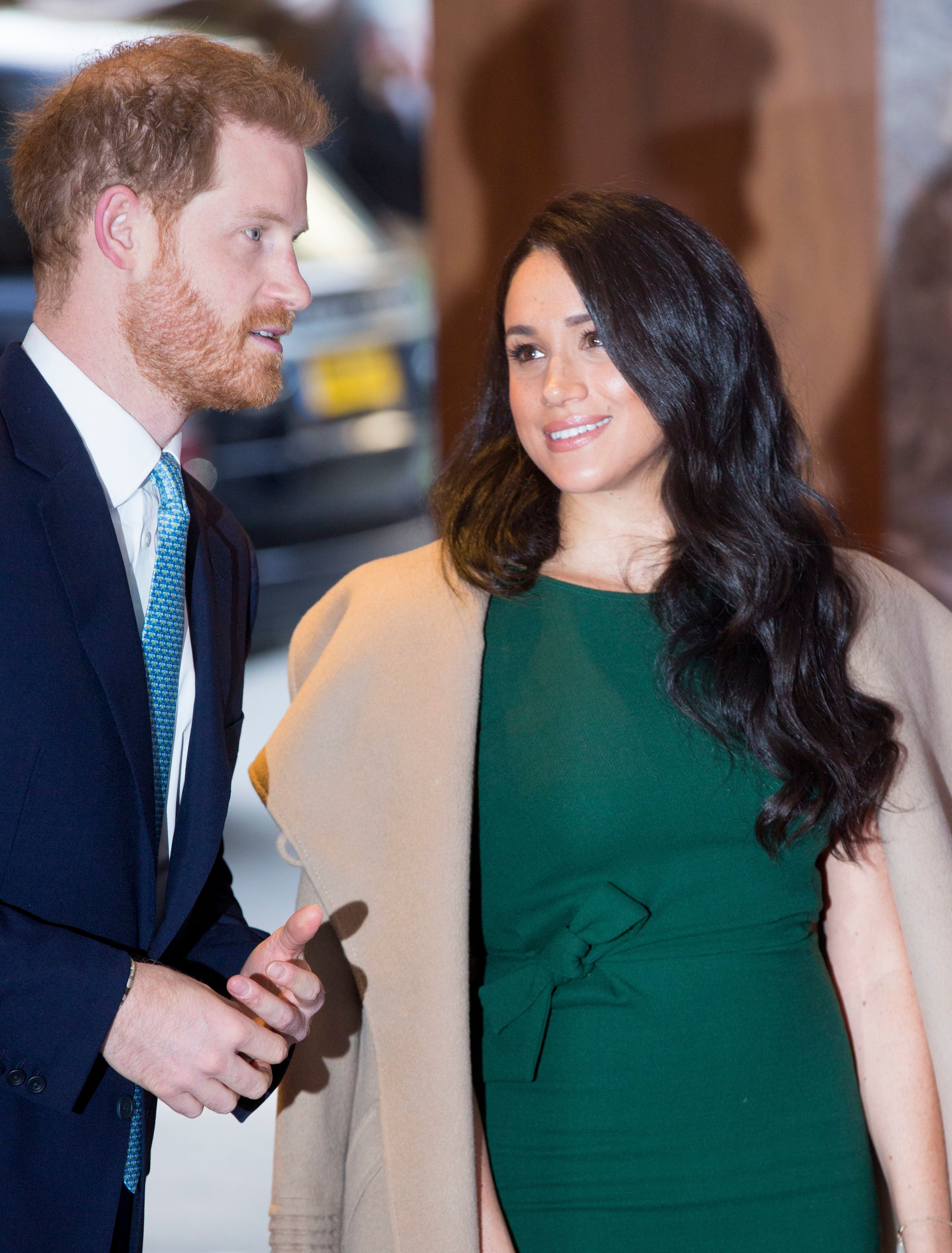 Prince Harry Is 'Planning Lots of Romantic Surprises' For Duchess Meghan During Their Break