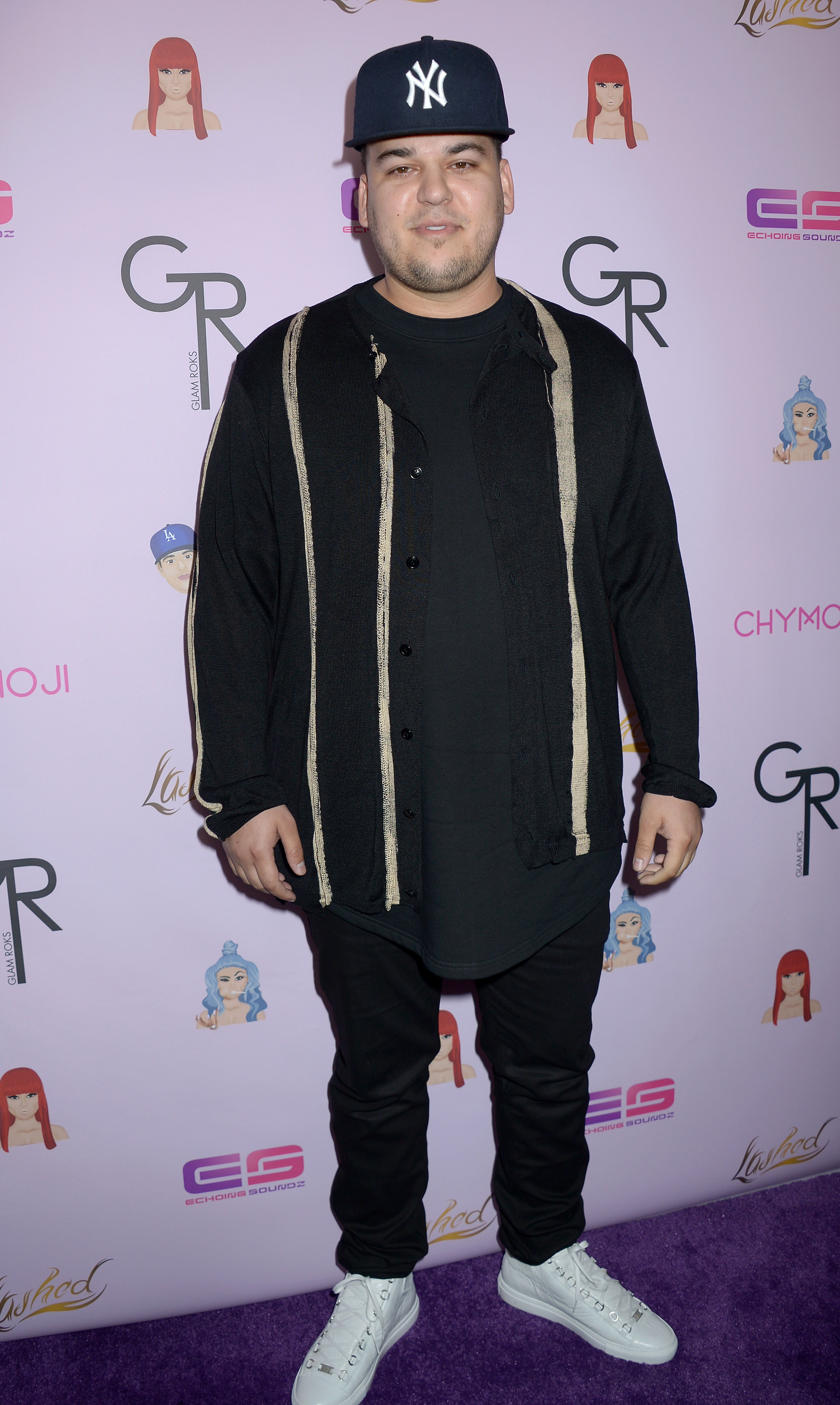 Fit Dad! Rob Kardashian's 'Most Fulfilling' Workout Is 'Running After' His Daughter Dream