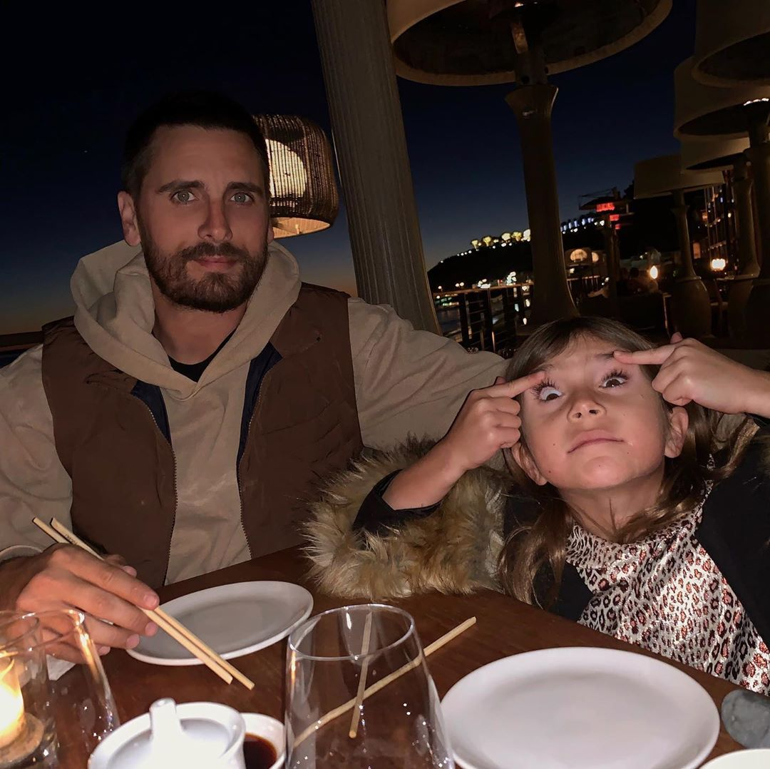 Scott Disick's Instagram Is Basically Turning Into a Fan Account for His Kids (And We're So Here for It)