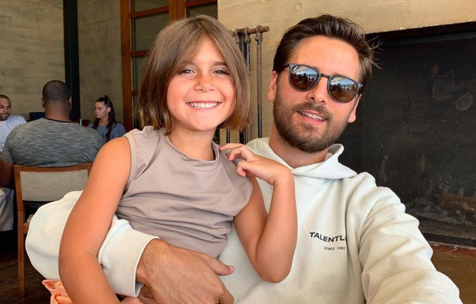 Scott Disick's Sweetest Photos With His Kids Mason, Penelope and Reign