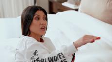 Who Robbed Kourtney Kardashian on KUWTK