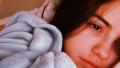 Selena Gomez Makeup-Free Selfie
